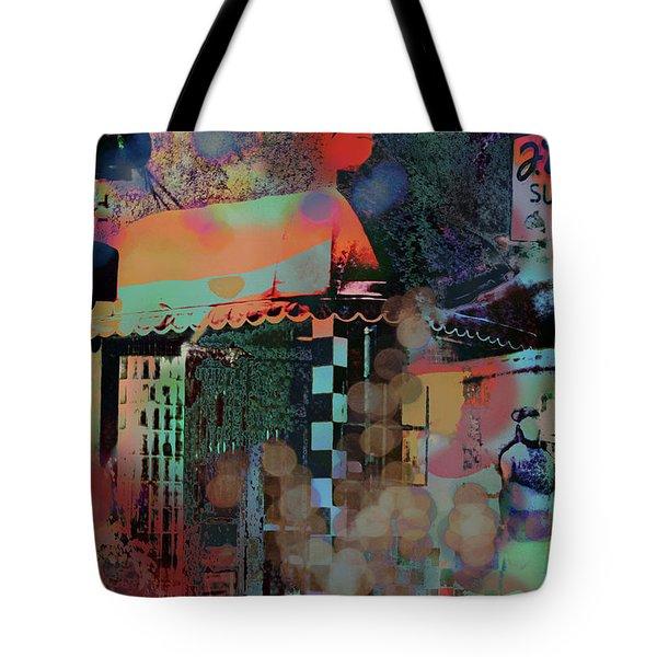 Minneapolis Collage Tote Bag