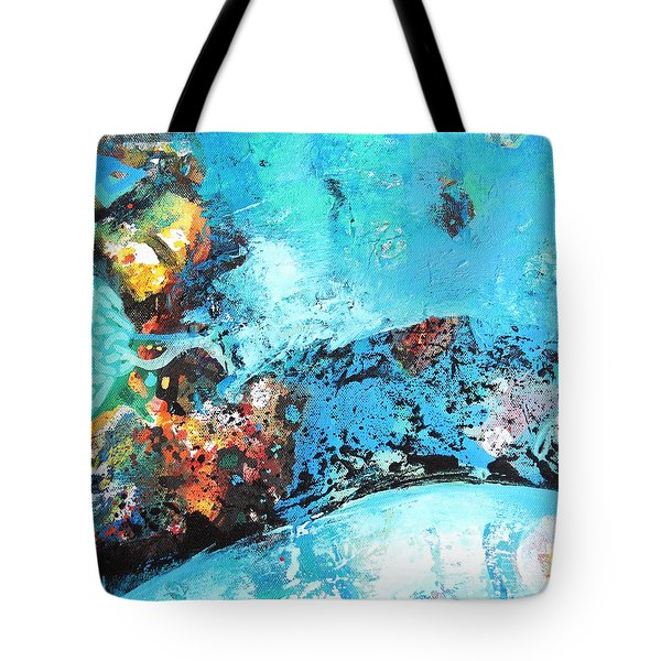 Mirage Harmony Tote Bag