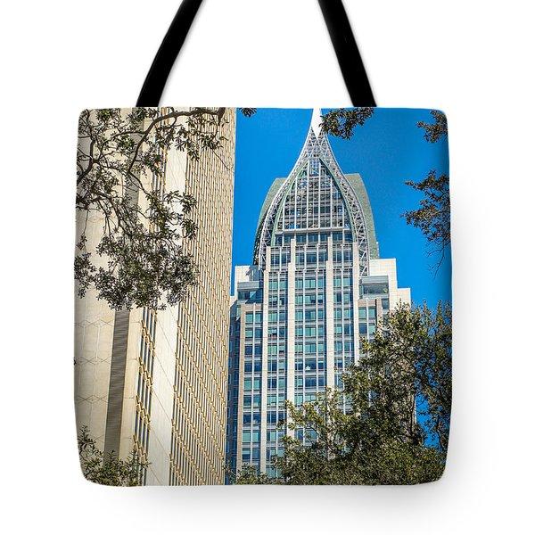 Mobile Shines Tote Bag