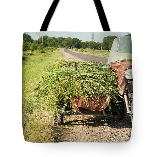 Moldovan Farming Tote Bag