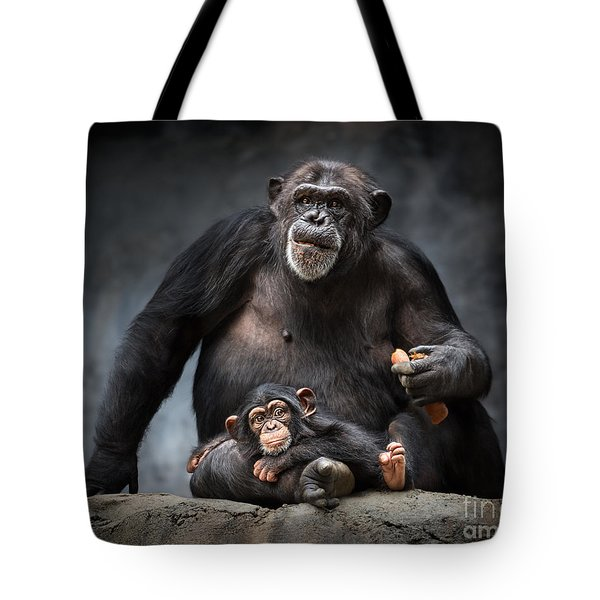 Mommy Pillow Tote Bag