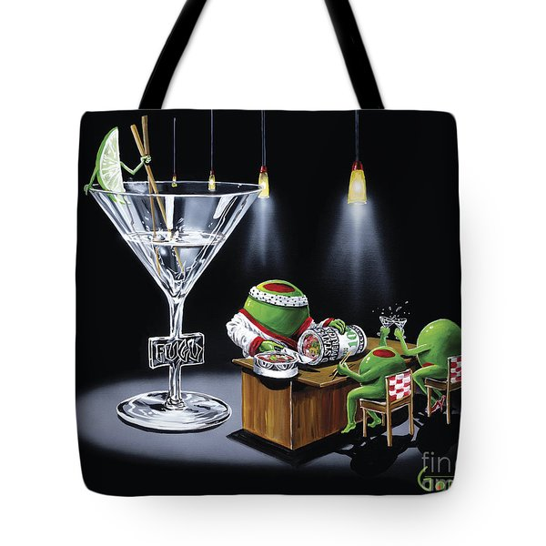 Money Roll Tote Bag