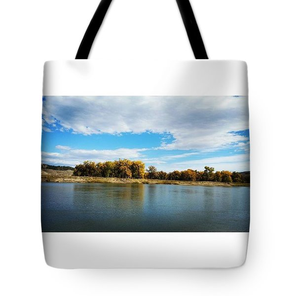 Lewis And Clark Tote Bag