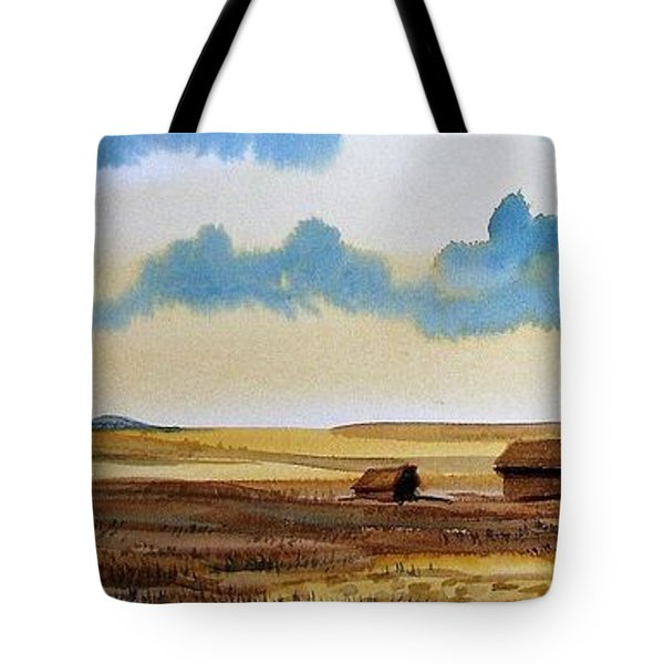 Montana Landscape Tote Bag by Kevin Heaney