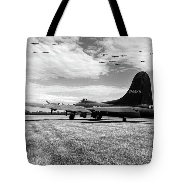 Morning Belle Tote Bag