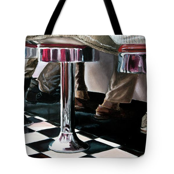 Morning Buns Tote Bag