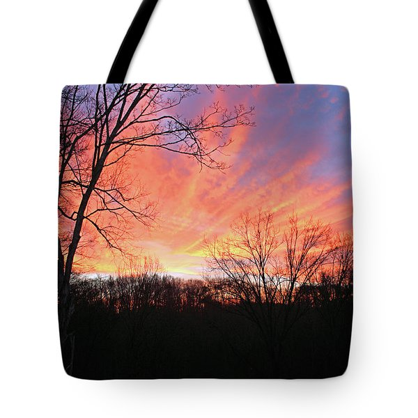 Tote Bag featuring the photograph Morning Has Broken by Kristin Elmquist