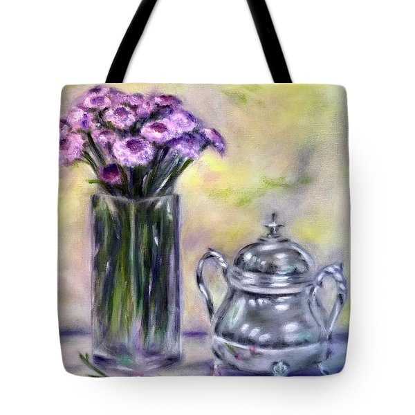Morning Splendor Tote Bag