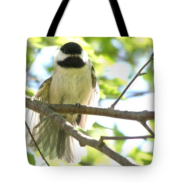 Tote Bag featuring the photograph Morning Stretch by Angie Rea