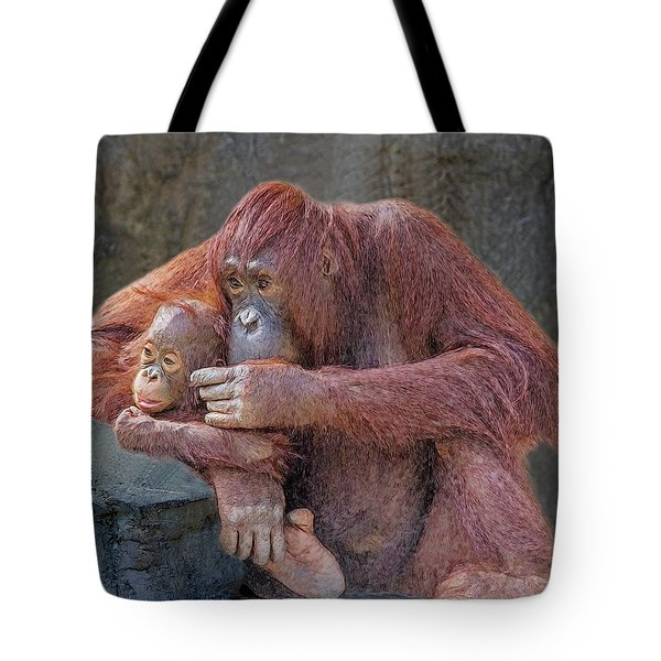 Motherhood 4 Tote Bag