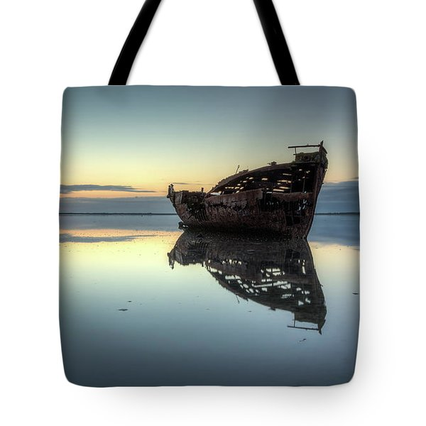 Motueka Sunrise 1 Tote Bag