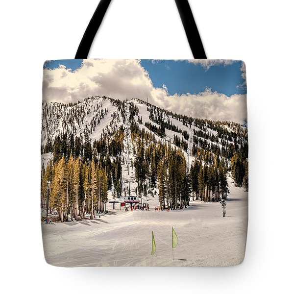 Mt. Rose Tote Bag
