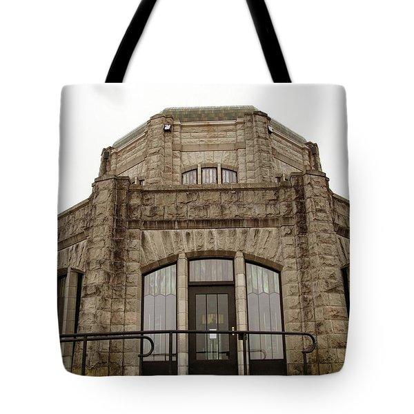 Vista House, Columbia River Gorge, Or. Tote Bag
