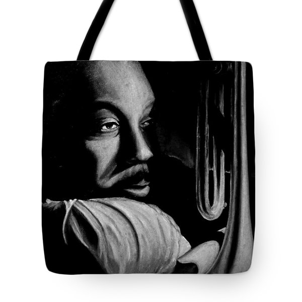 Musical Muse Tote Bag
