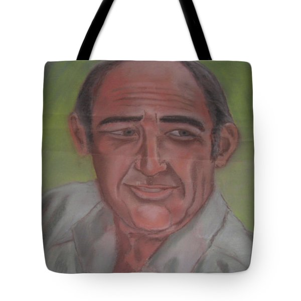My Dad Tote Bag