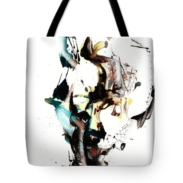 My Form Of Jazz Series 10064.102909 Tote Bag