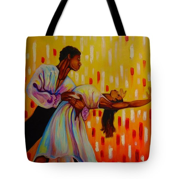 My Love Tote Bag by Emery Franklin