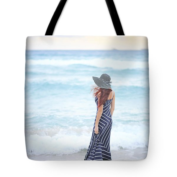 Mystic And Divine Tote Bag