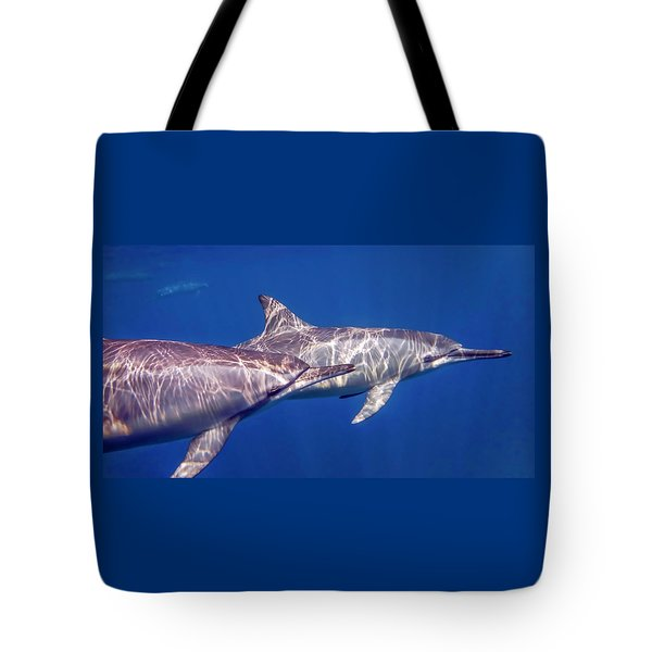 Tote Bag featuring the photograph Naia by Denise Bird