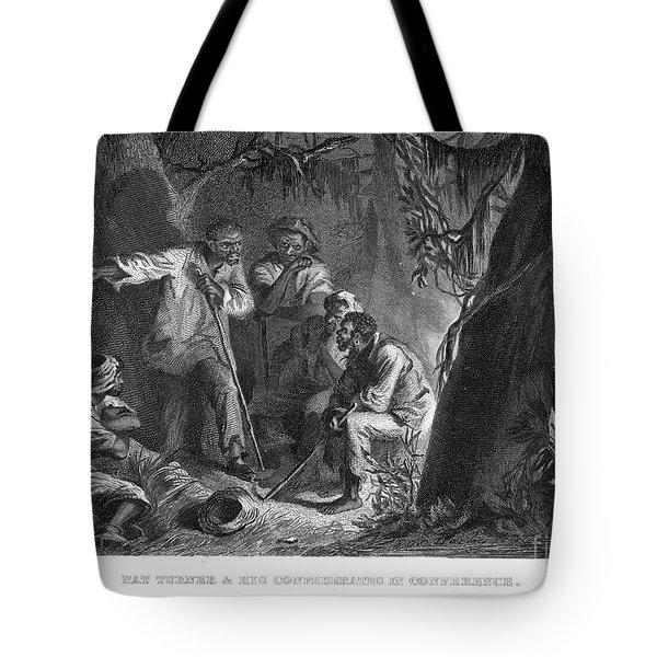 Nat Turner (1800-1831) Tote Bag by Granger