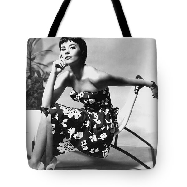 Natalie Wood Tote Bag