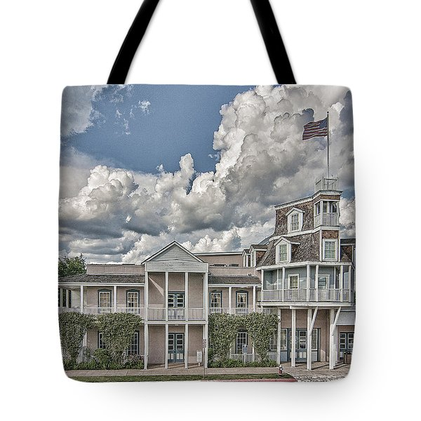 National Museum Of The Pacific War Tote Bag