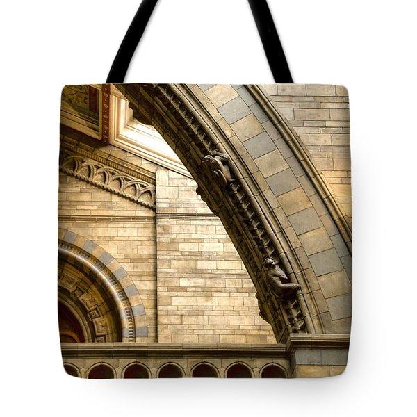 Natural History Museum Kensington  Tote Bag by David French