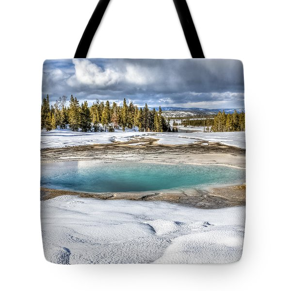 Nature's Painting Tote Bag