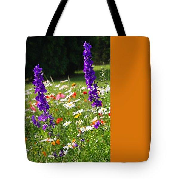 Ncdot Planting Tote Bag