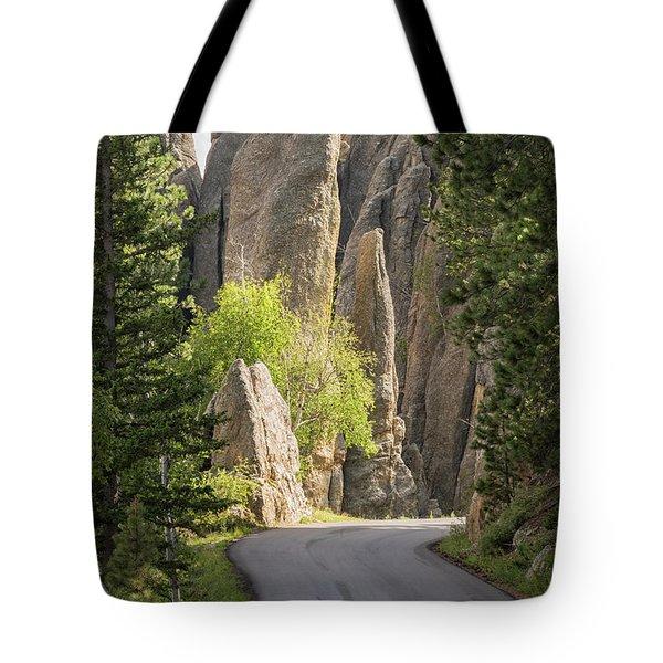 Needles Highway Tote Bag