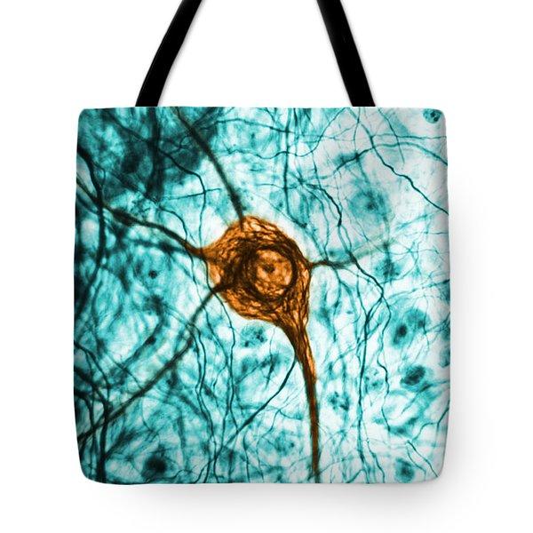 Neuron, Tem Tote Bag