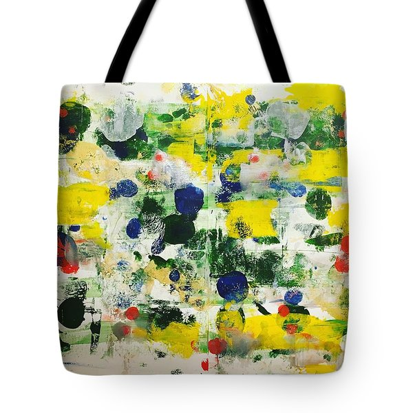New Haven No 6 Tote Bag