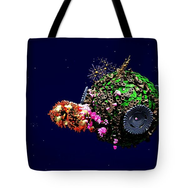 New Life 2 Tote Bag
