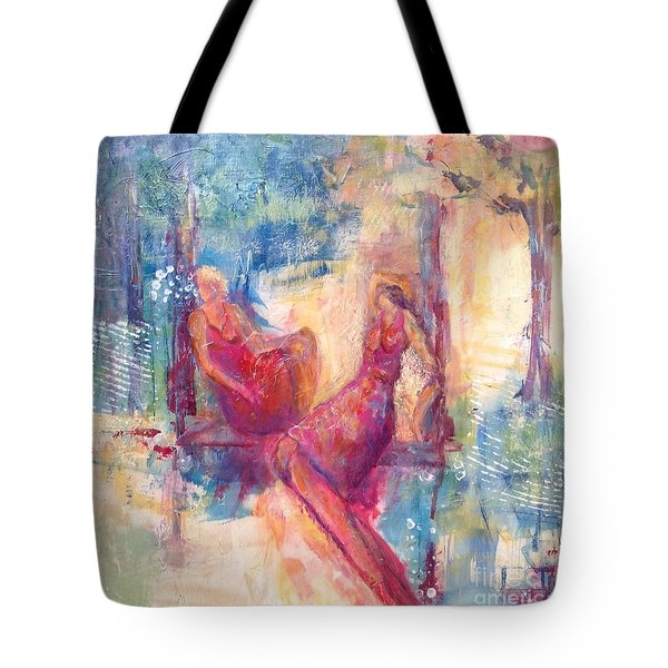 Shared Meomories Tote Bag