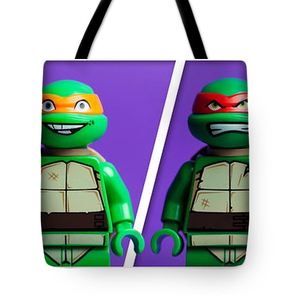 Ninja Turtles Tote Bag