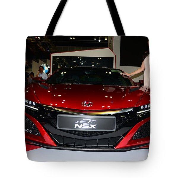 Honda Nsx Tote Bag