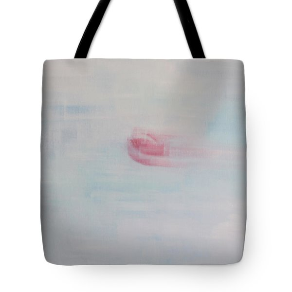Letting Things Take Their Own Course Tote Bag by Min Zou