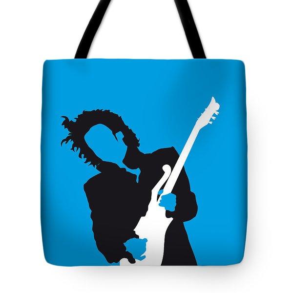 No009 My Prince Minimal Music Poster Tote Bag