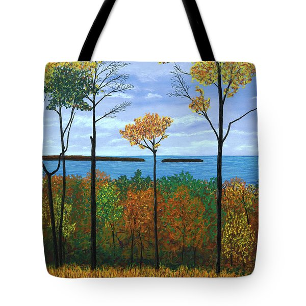 North Orchard View Tote Bag