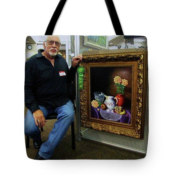 Nostalgic Vision  Tote Bag