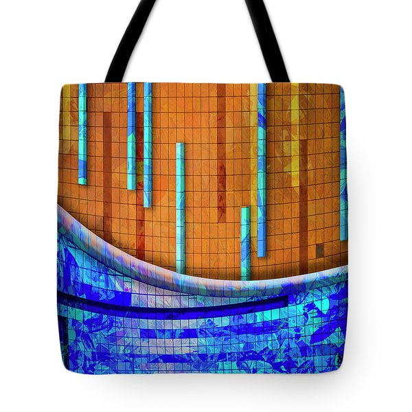 Tote Bag featuring the photograph Nothing Is True by Paul Wear