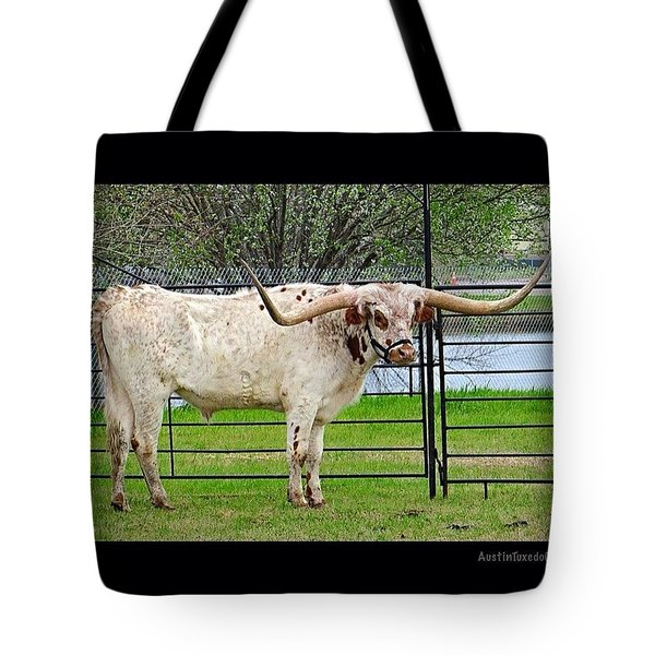 Nothing Like A Big #tough #texas Tote Bag