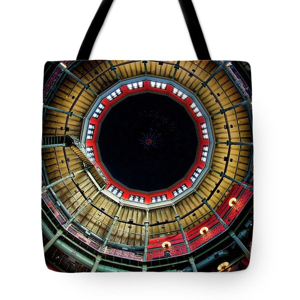 Nott Looking Up Tote Bag