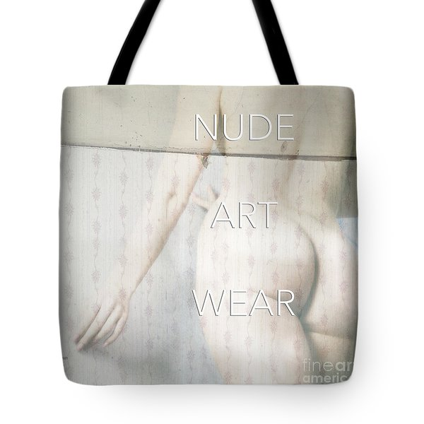 Nude Art Wear  Tote Bag
