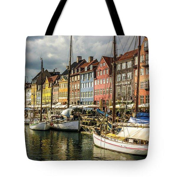 Nyhavn Tote Bag