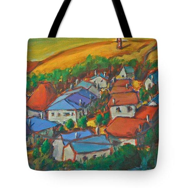 O Cebreiro Tote Bag