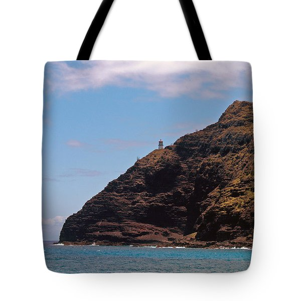Oahu - Cliffs Of Hope Tote Bag