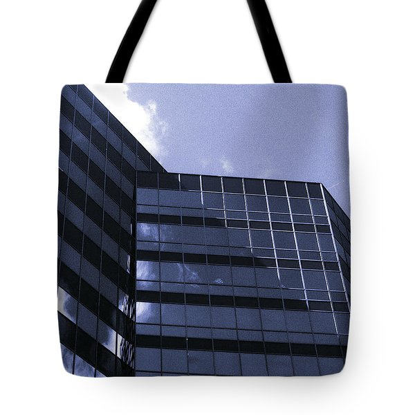 Tote Bag featuring the photograph Obscurity by Jamie Lynn