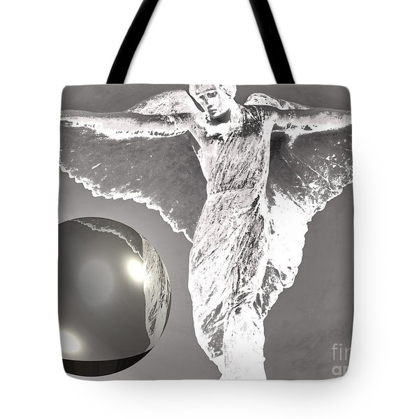 Tote Bag featuring the photograph Ode by Beto Machado
