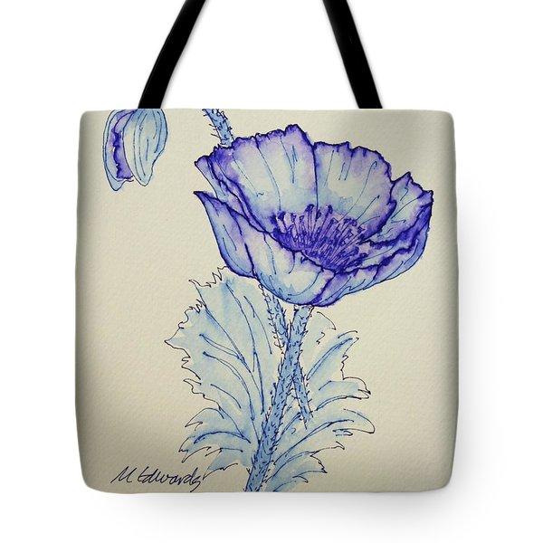 Oh Poppy Tote Bag